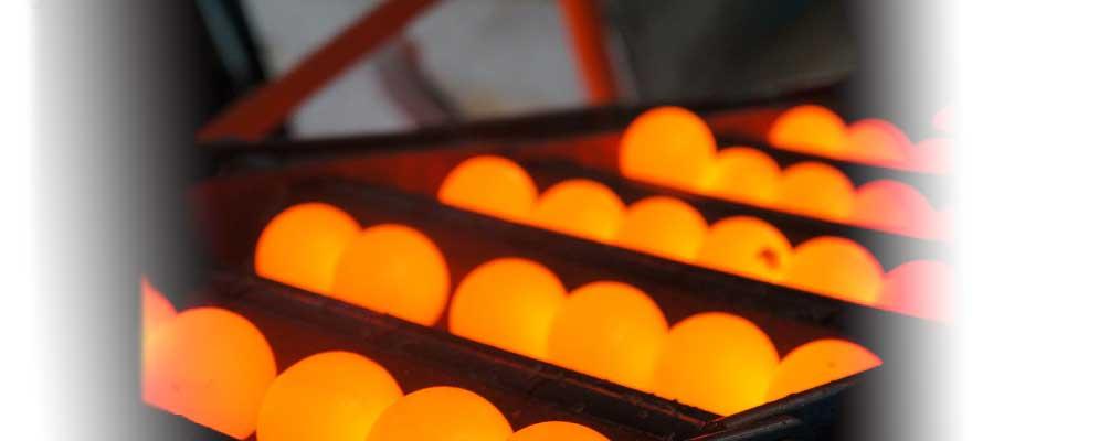 锻造钢球生产工艺发展的新历程